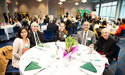 Photo of attendees at a Scholarship Dinner